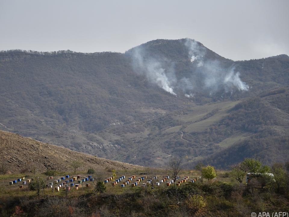 Angriffe in der Konfliktregion gehen weiter