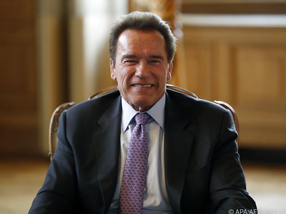 Arnold Schwarzenegger soll wieder Bösewichte jagen