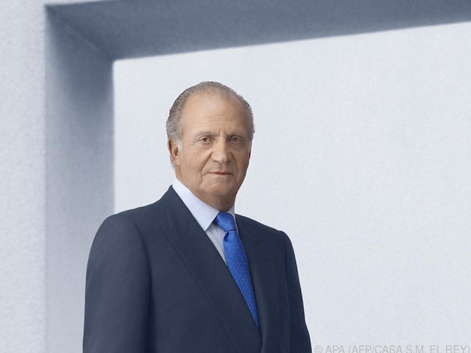 Aufenthalt von Ex-König Juan Carlos I. derzeit unbekannt