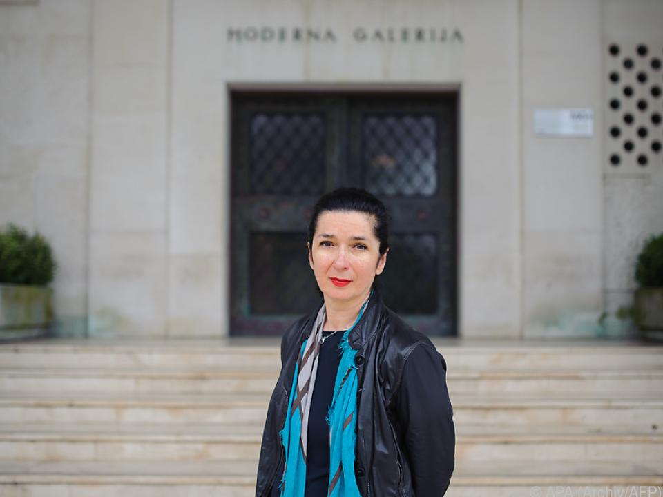 Badovinac ist Direktorin der Moderna galerija in Ljubljana