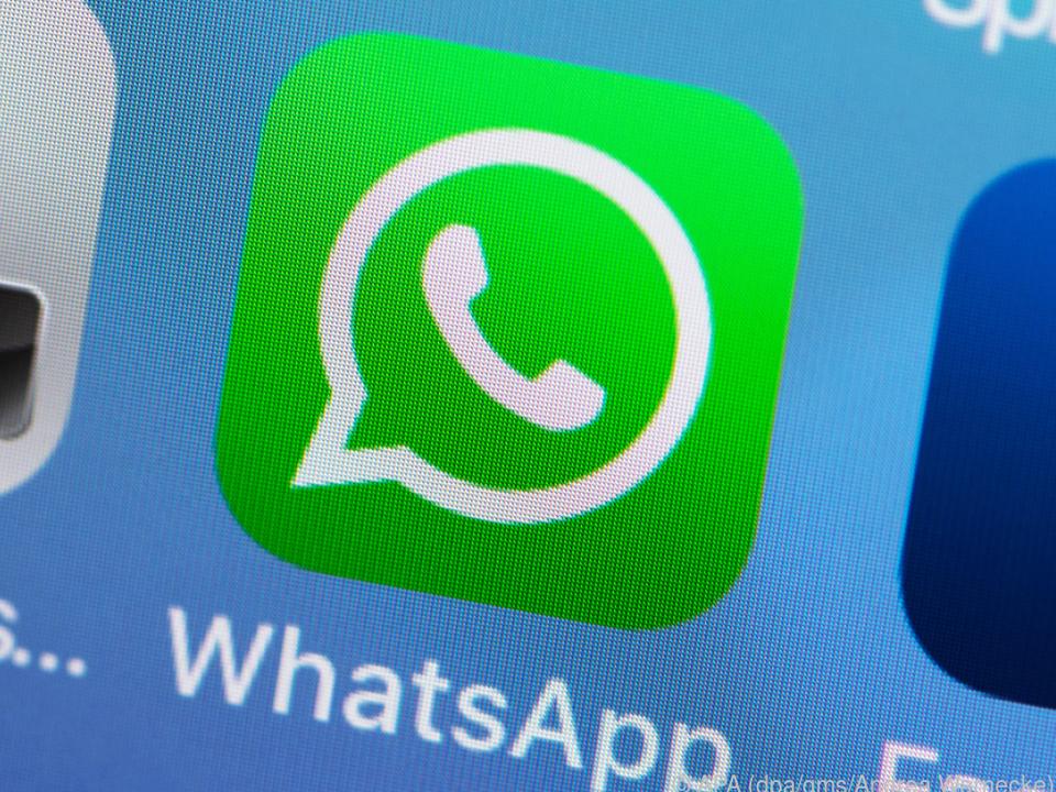 Bei Whatsapp kann man nun Nachrichten verschwinden lassen