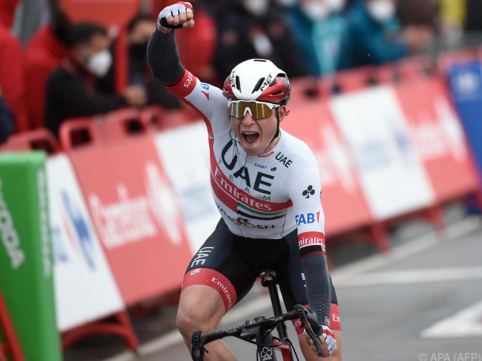 Belgier Jasper Philipsen gewann 15. Vuelta-Etappe