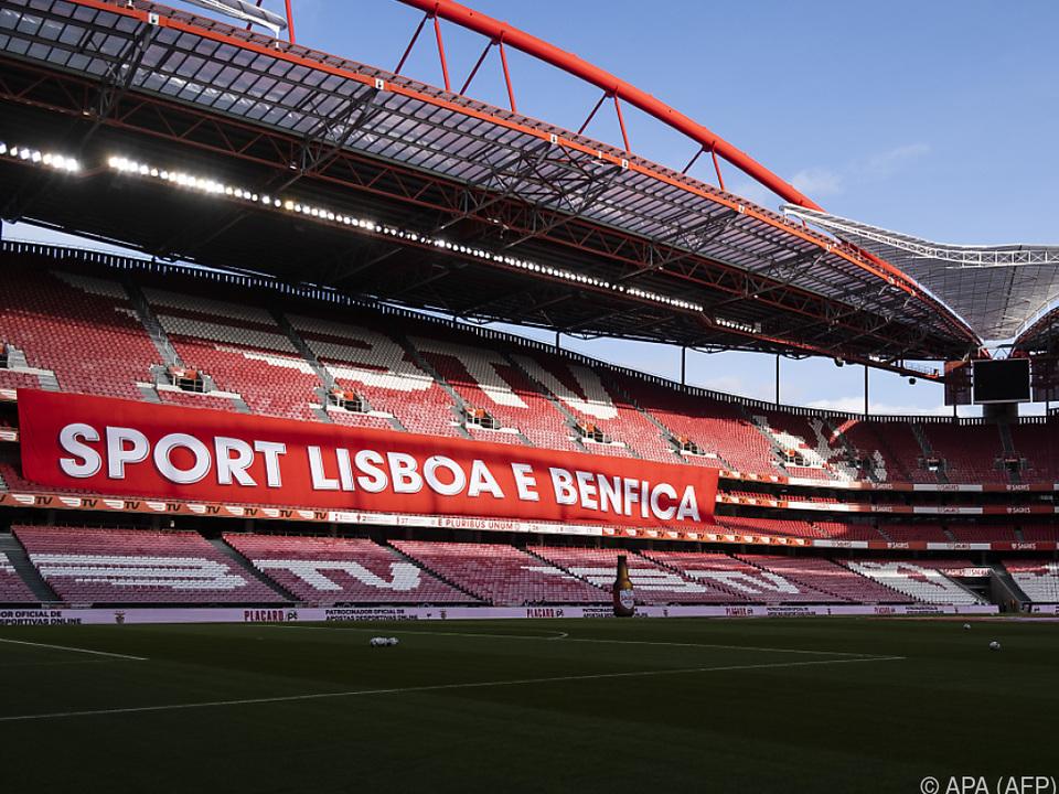 Benfica bestätigte die Durchsuchungen