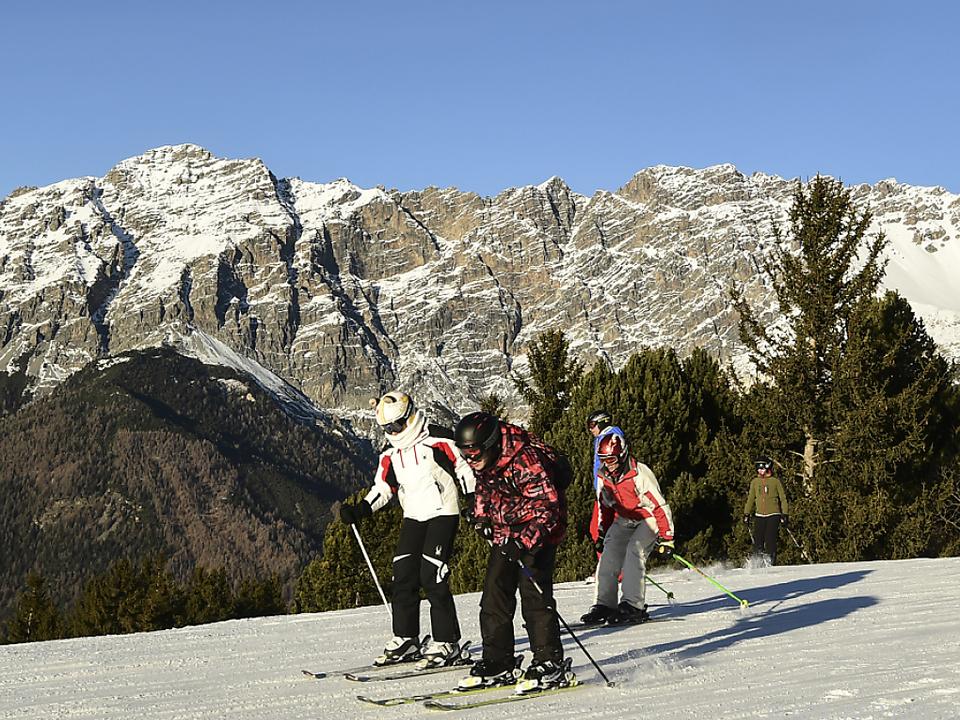 Bergregionen wie die Dolomiten leben vom Skitourismus