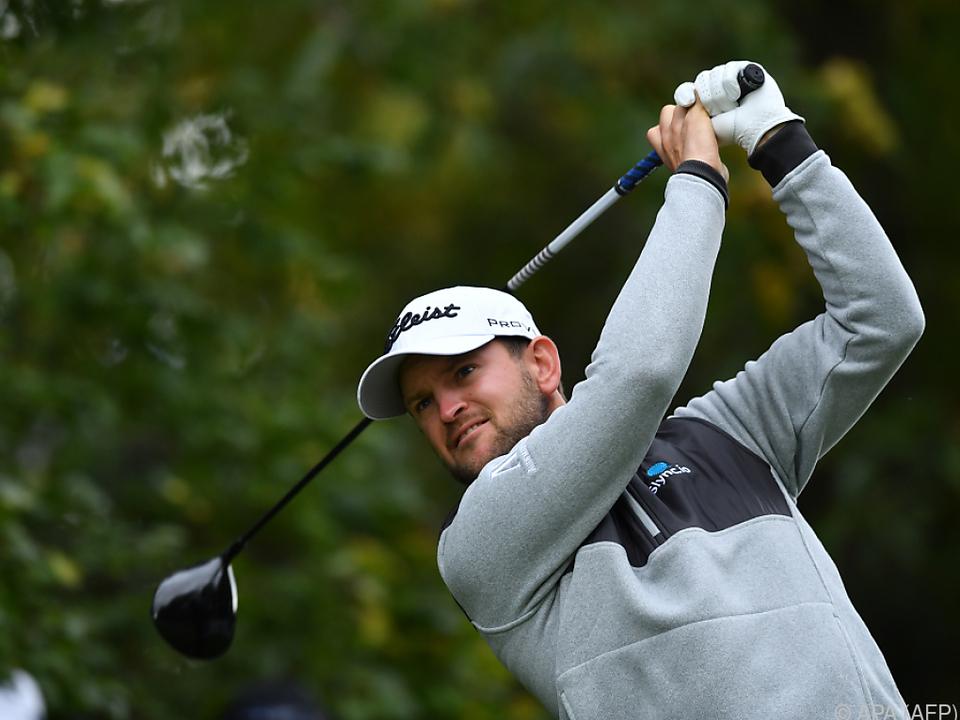 Bernd Wiesberger mag das Turnier in Augusta