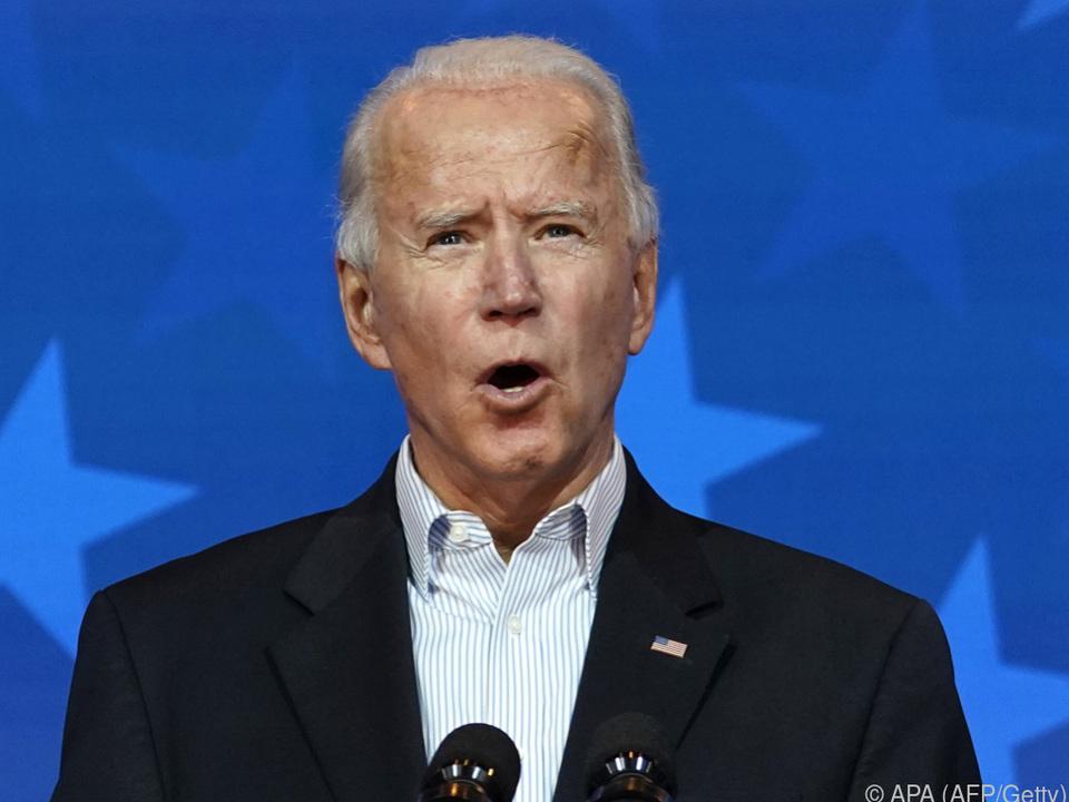 US-Präsidentschaftswahl: Biden liegt jetzt auch im Schlüsselstaat Pennsylvania vorn