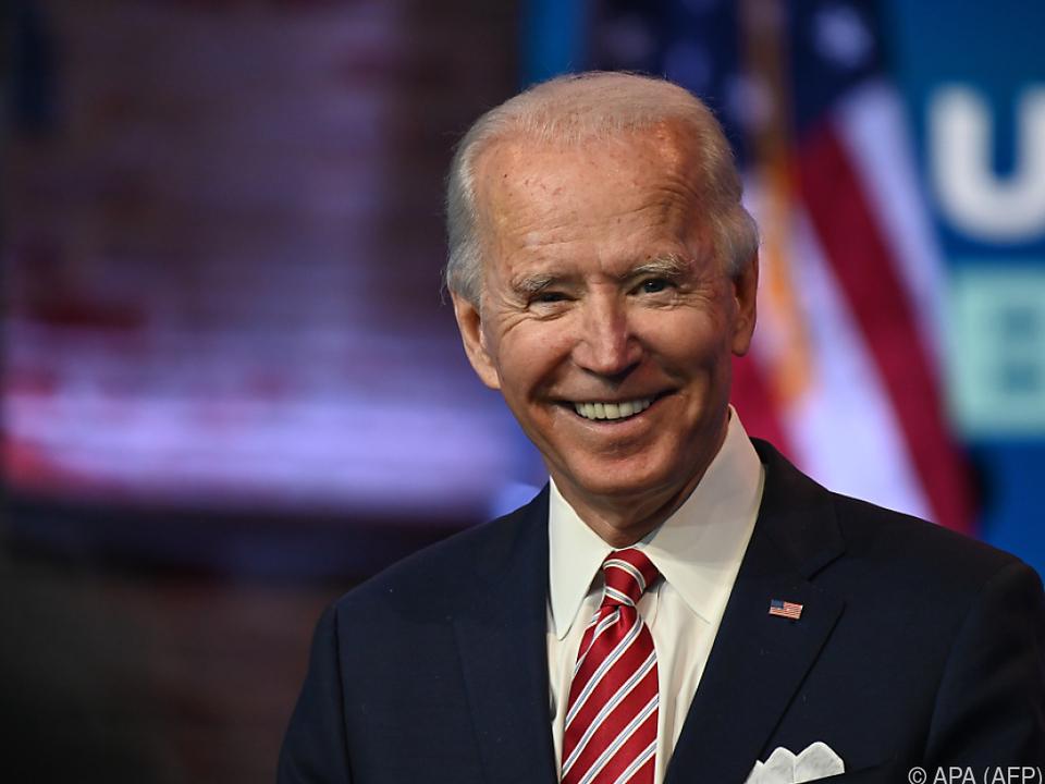 Biden will erste Kabinettsmitglieder bekannt geben