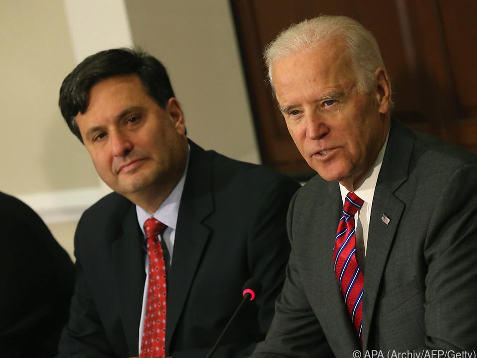 Biden will Klain in seinem Regierungsteam