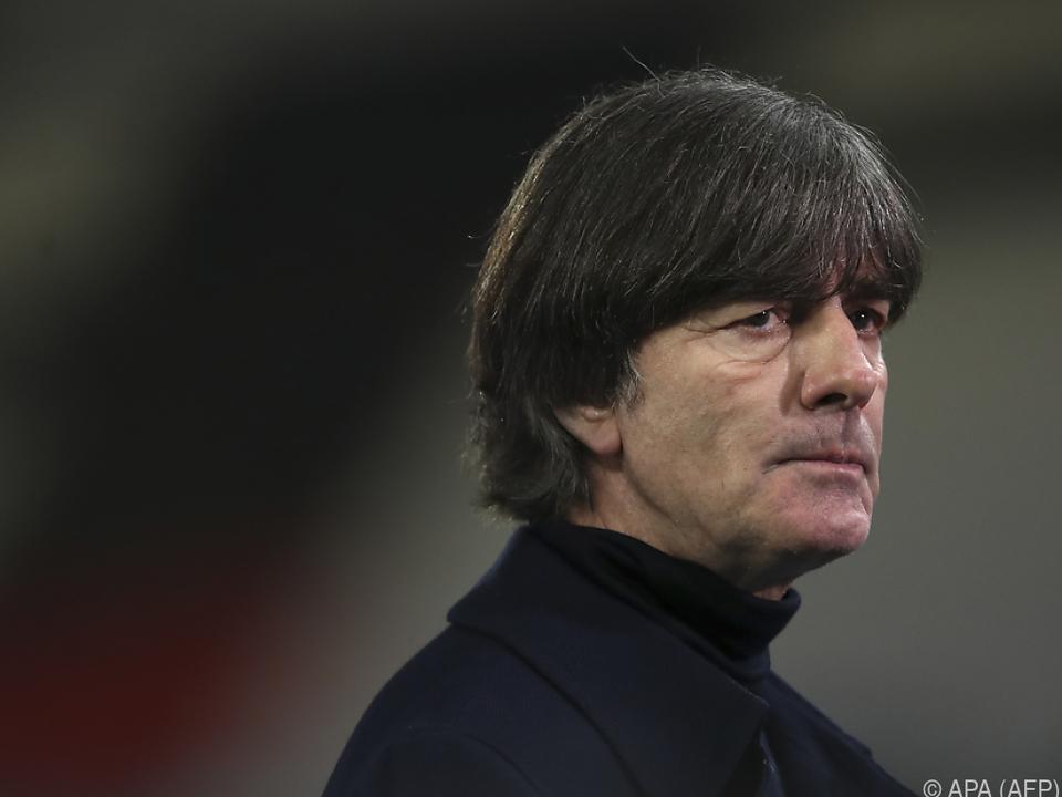 Bitterer Abend für DFB-Trainer Joachim Löw