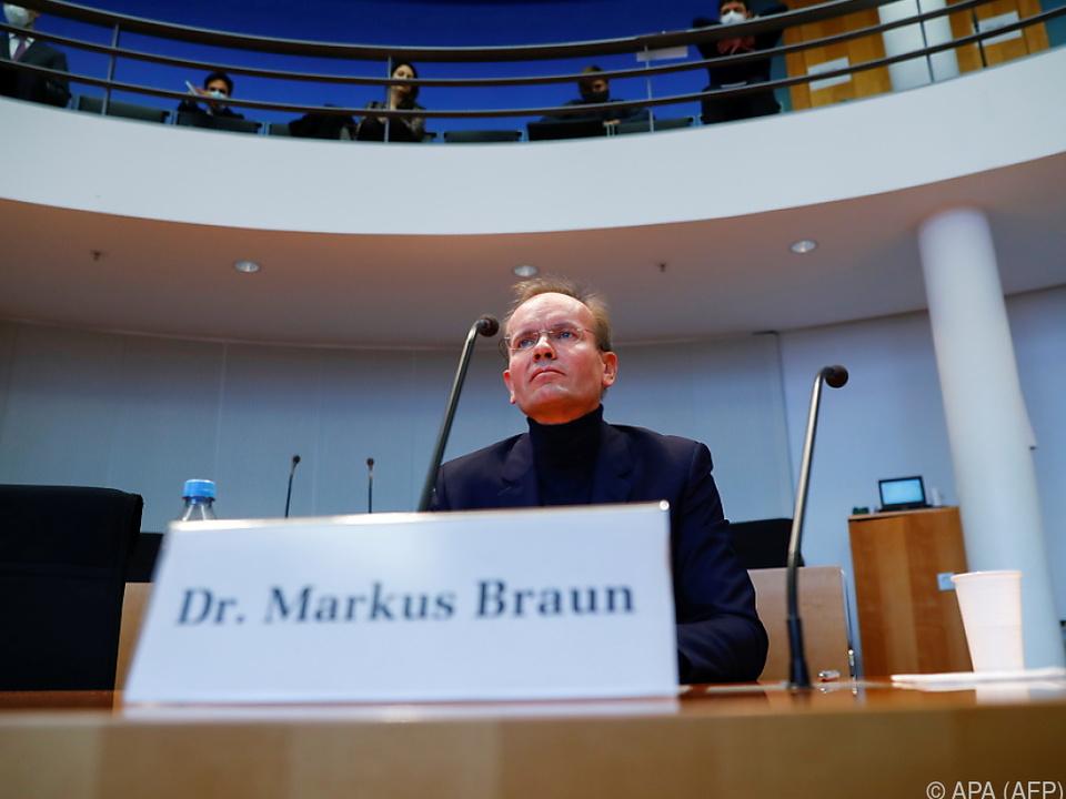 Ausschuss in Berlin: Ex-Wirecard-Chef verweigert Aussage im Bundestag