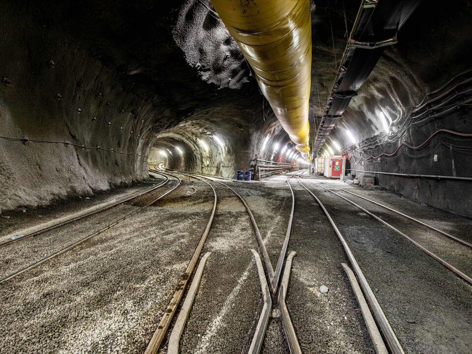 Brennerbasistunnel (c) Brenner Basistunnel BBT SE