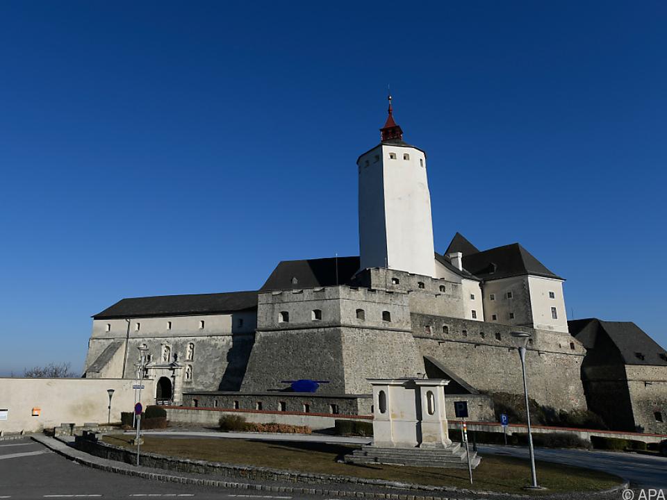Burg Forchtenstein kann online erkundet werden