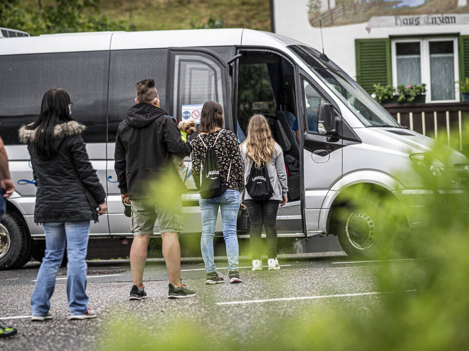 Mietwagenunternehmer Busse