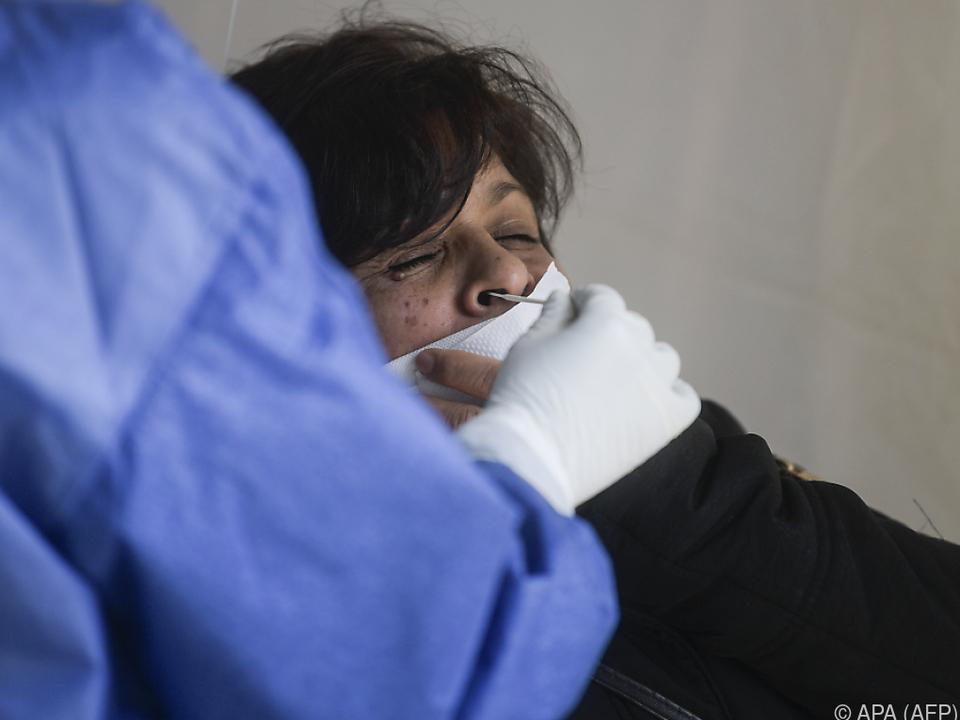 Corona-Pandemie hat Mexiko im Griff