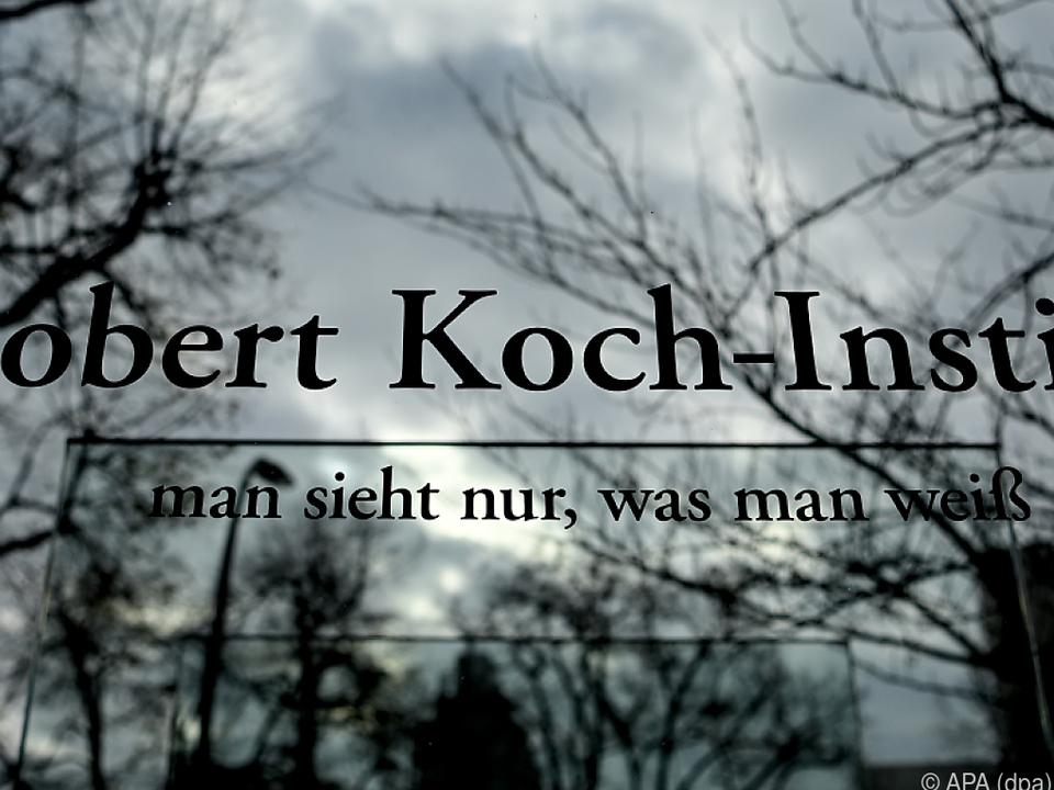 Das Robert Koch-Institut meldete 17.561 neue Fälle