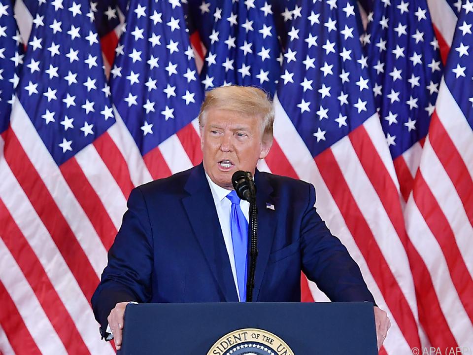 Das Trump-Team bereitet Klagen vor