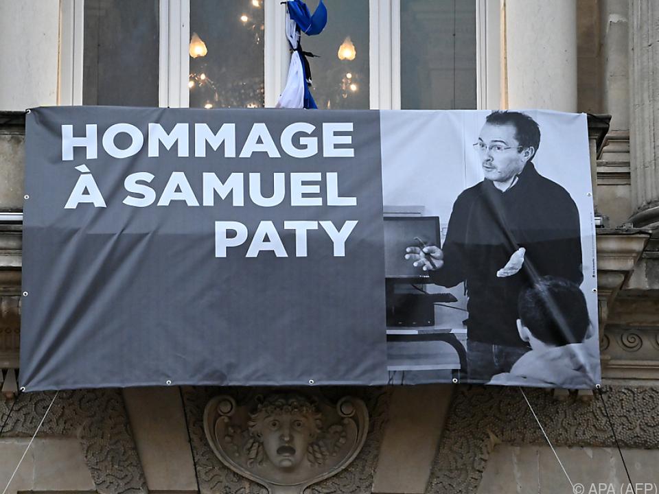 Der Anschlag sorgte in ganz Frankreich für Entsetzen