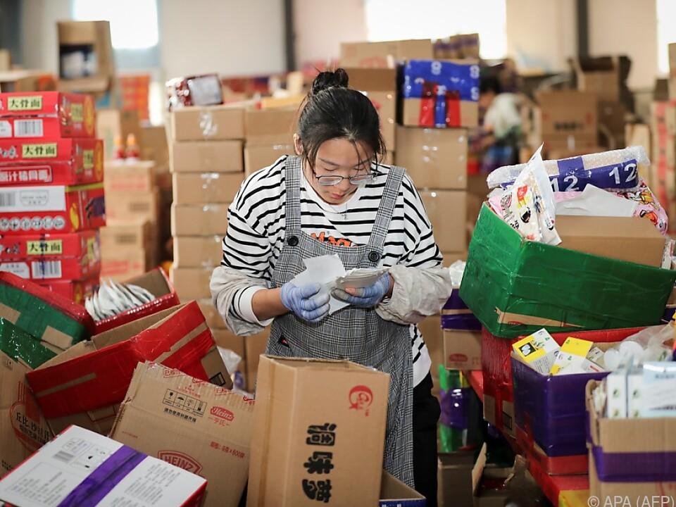 Der chinesische Wirtschaftsmotor brummt wieder ordentlich