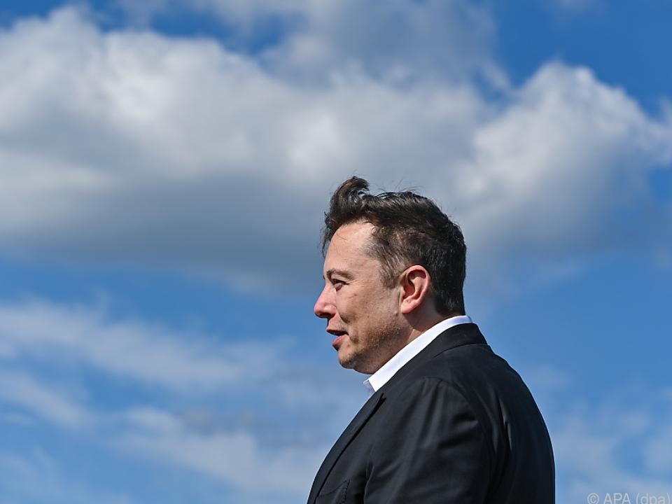 Der Finanzausblick für Elon Musk scheint gut