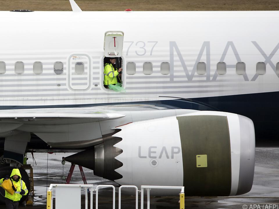 Der Flieger soll in Europa bald wieder abheben