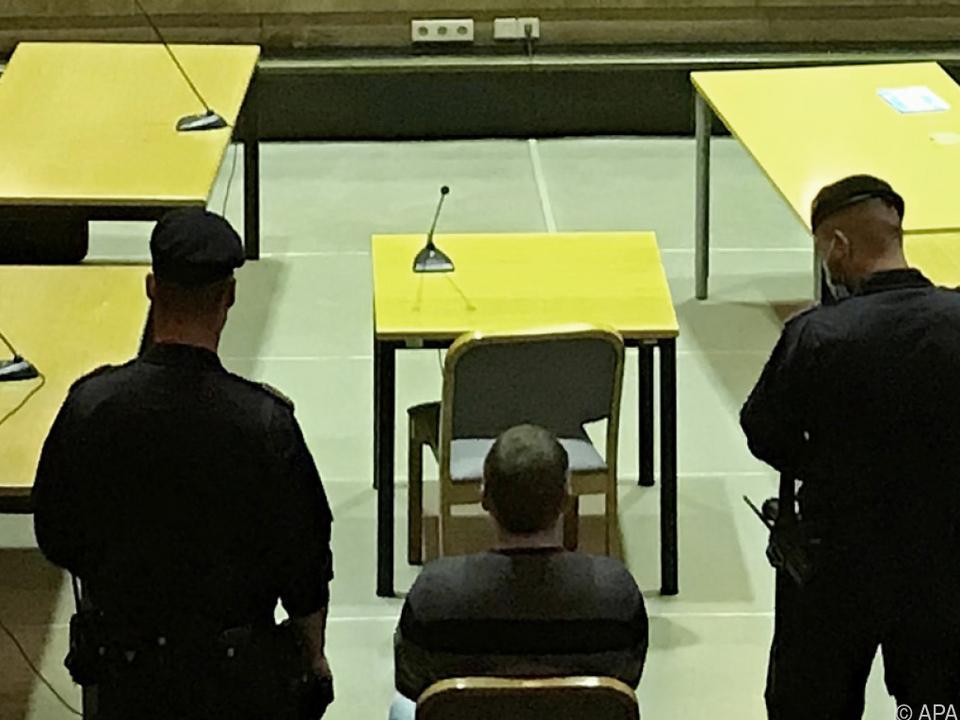 Der Mann stand in Graz vor Gericht