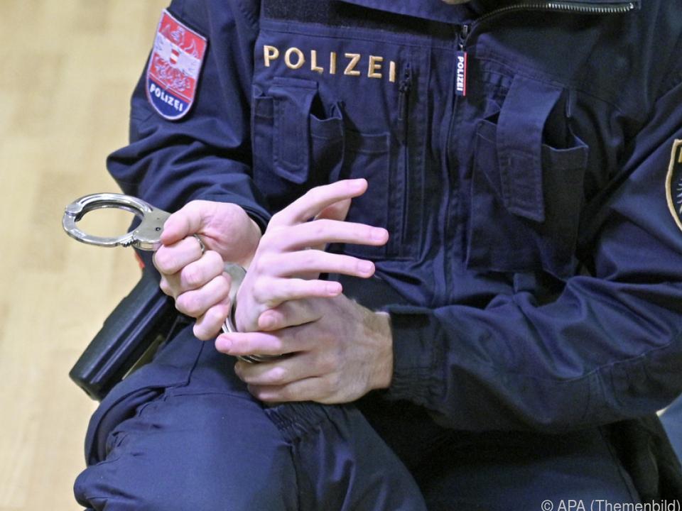 Der Mann wurde festgenommen
