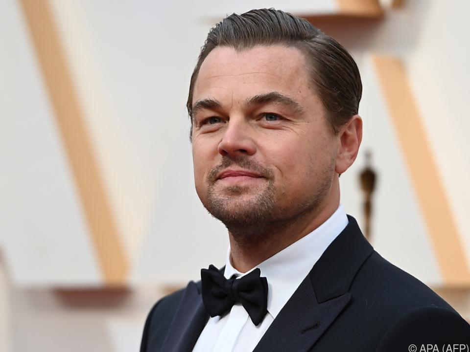 DiCaprio soll demnächst Theodore Roosevelt verkörpern
