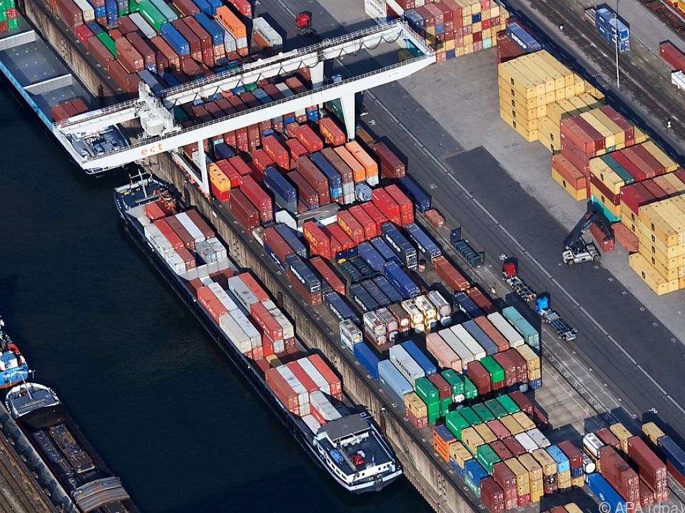 Die deutsche Wirtschaft dürfte 2020 um 5 Prozent einbrechen