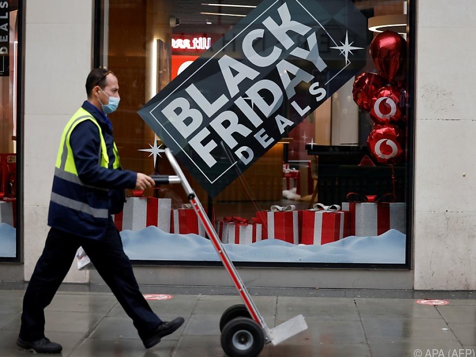 Die Idee des Black Friday stammt aus den USA