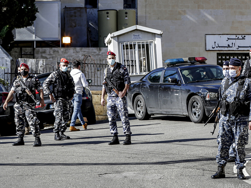Die Polizei ist auf der Suche nach den Flüchtigen