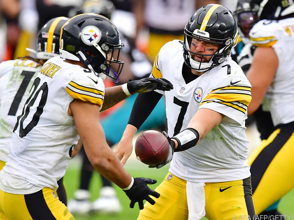 Die Steelers sind weiter das Nonplusultra der NFL