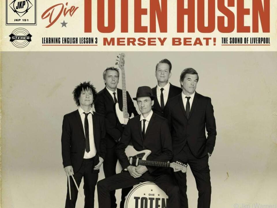 Die Toten Hosen auf den Spuren des Mersey Beat