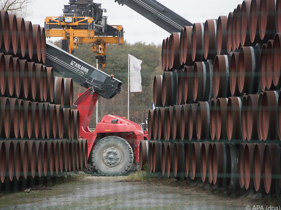 Die US-Regierung will die Fertigstellung des Mega-Projekts verhindern