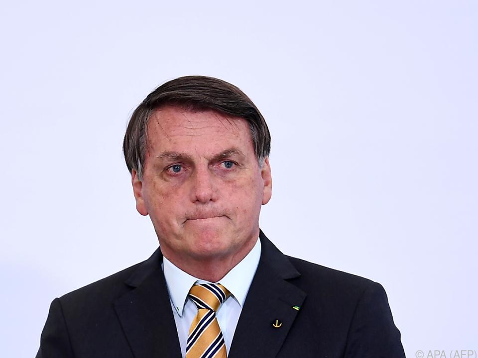 Die Wahlen verliefen für Bolsonaro nicht wie erwünscht