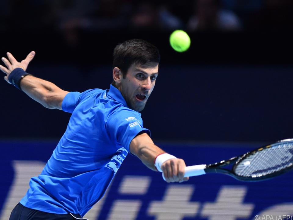 Djokovic hatte keine allzu große Mühe mit Schwartzman