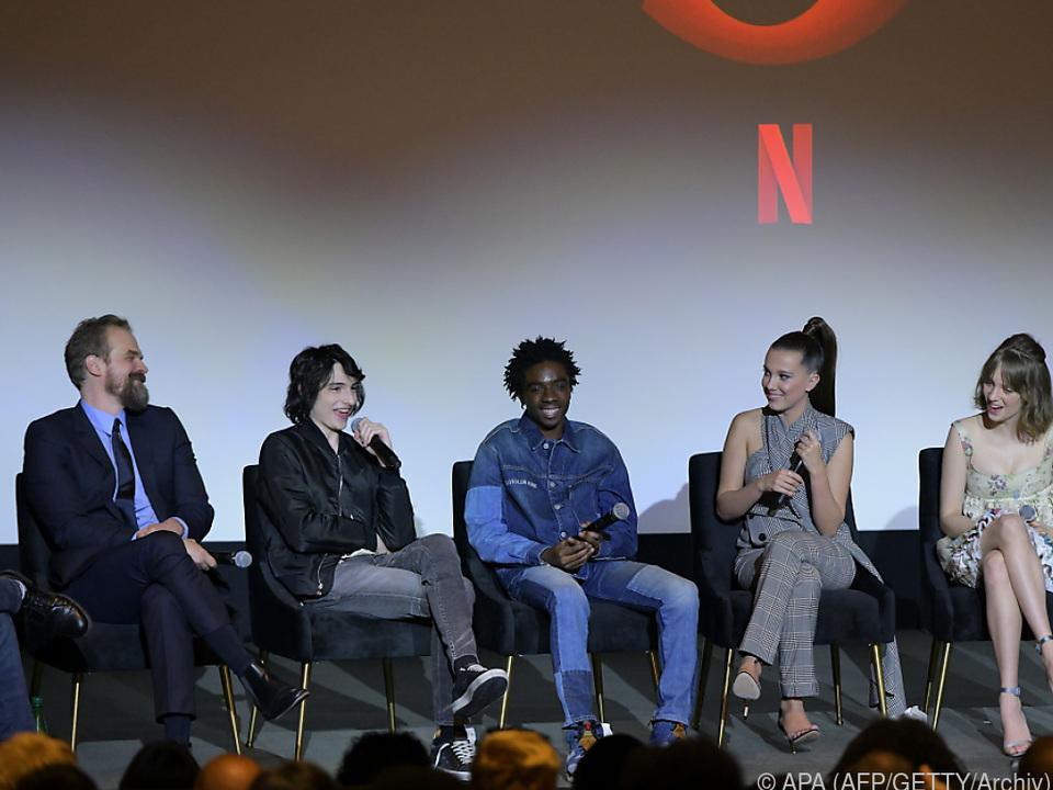 Dreharbeiten zur vierten Staffel Ende September aufgenommen