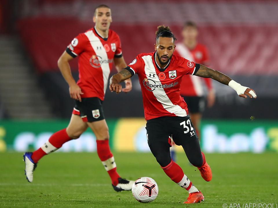 Dritter Sieg in Folge für Southampton