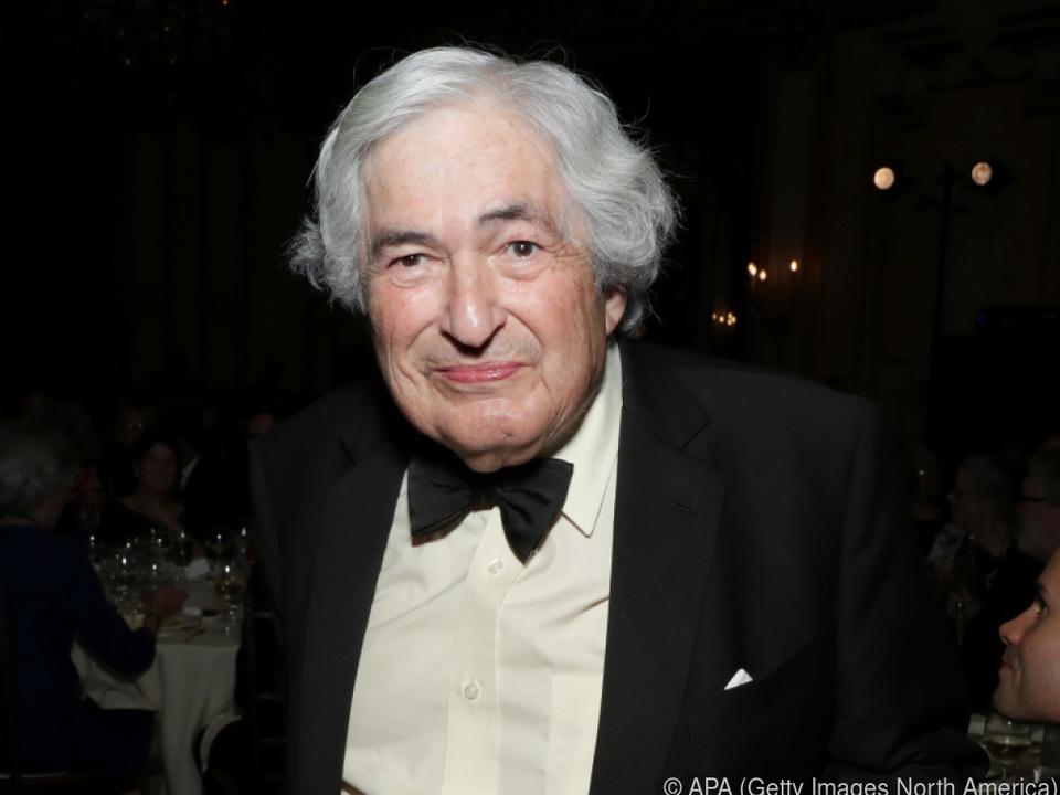 Ehemaliger Weltbankpräsident Wolfensohn gestorben