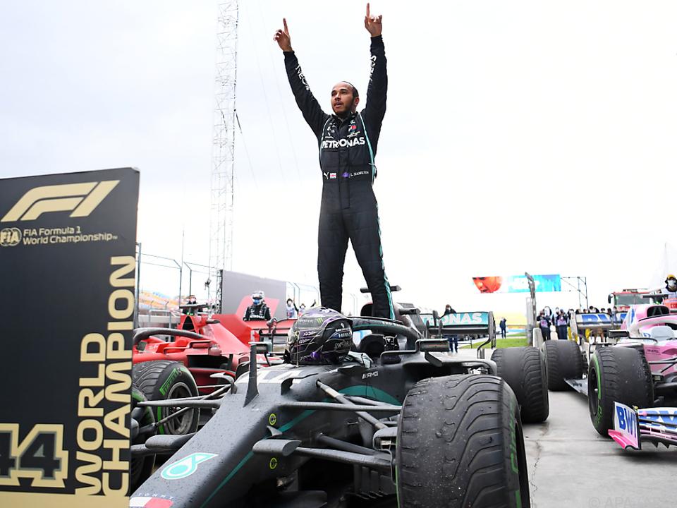 Es ist nicht fix, dass Hamilton bei Mercedes bleibt