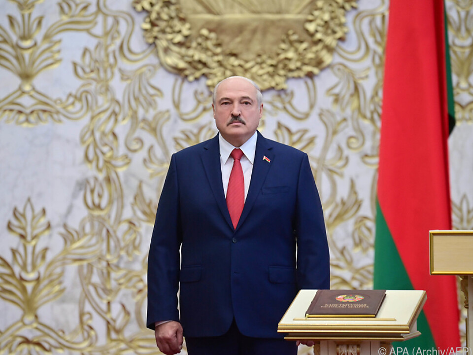 EU will noch einmal Druck auf Lukaschenko erhöhen