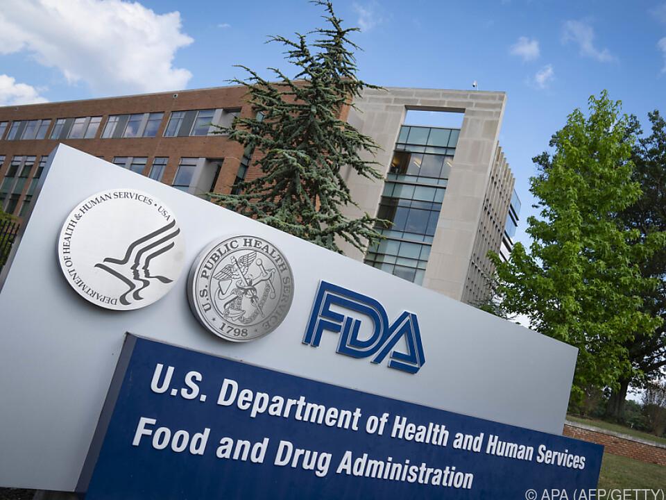 FDA erteilte die Zulassung nach einer klinischen Studie