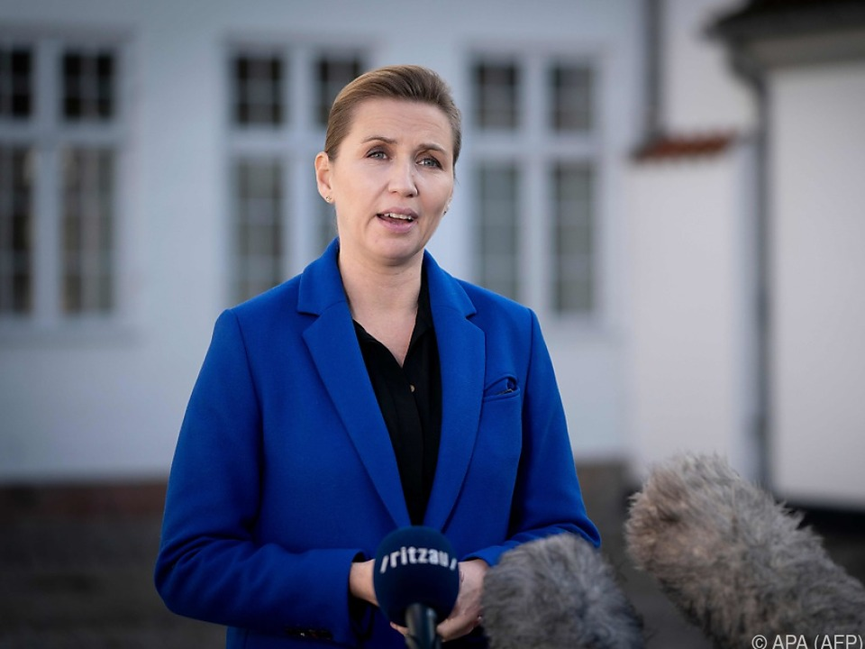 Frederiksen: Regierungsumbau am Geburtstag