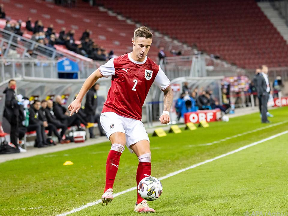 Friedl verpasste bereits Nations League-Spiele