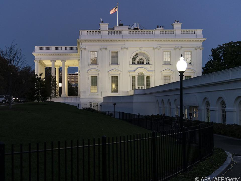 Führungswechsel im Weißen Haus steht bevor