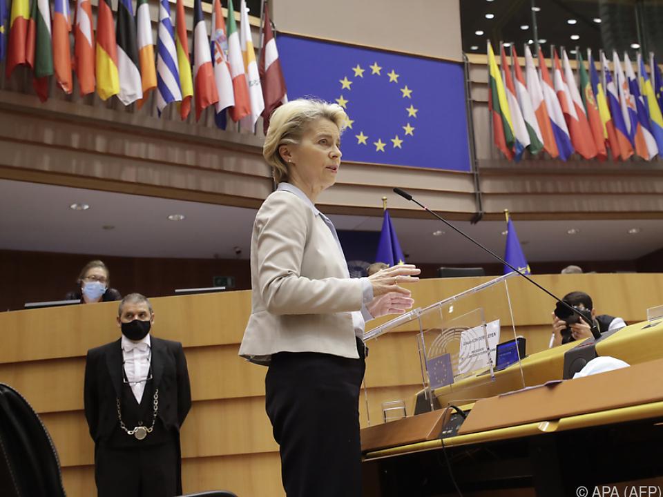 Für EU-Kommissionschefin von der Leyen tickt die Uhr