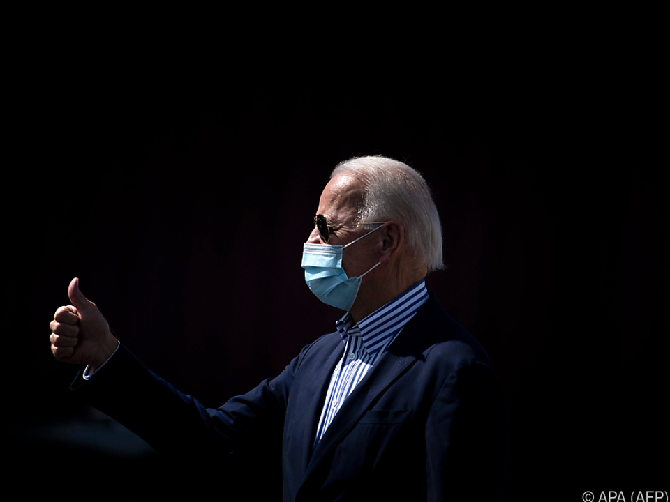 Gewählter US-Präsident will Pandemie bekämpfen