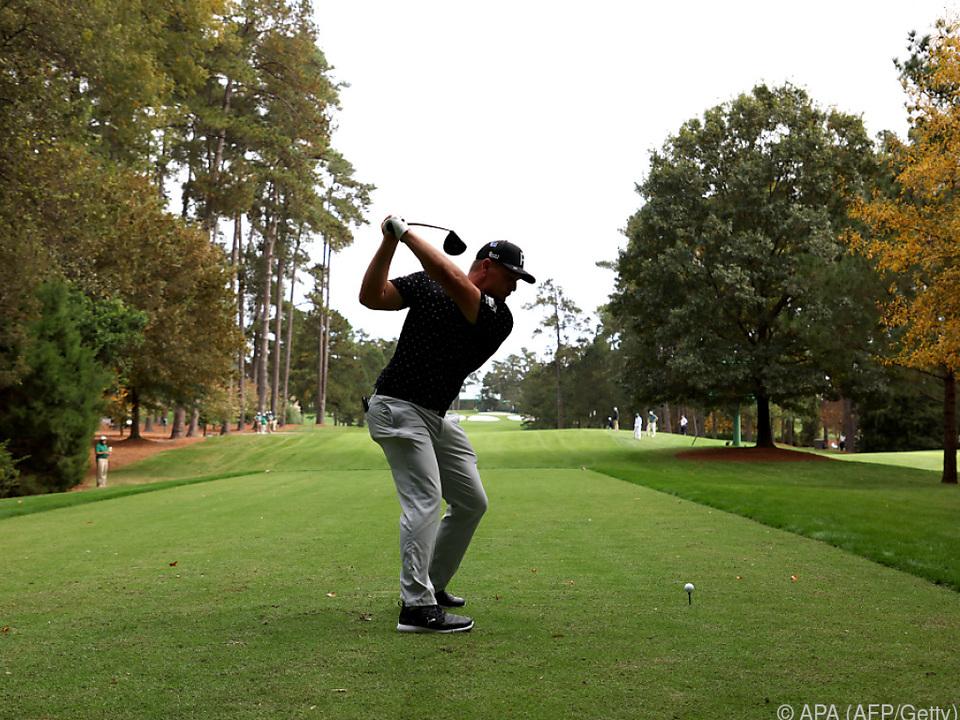 Golfer-Kraftpaket Bryson DeChambeau
