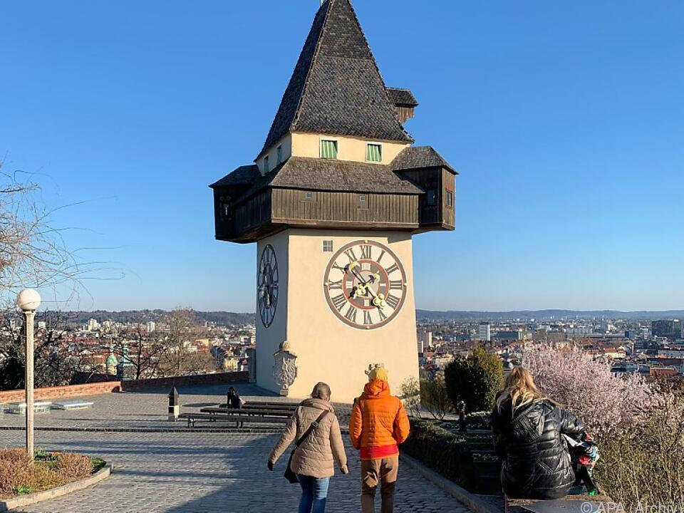 Graz belegt Rang 5 bei den \