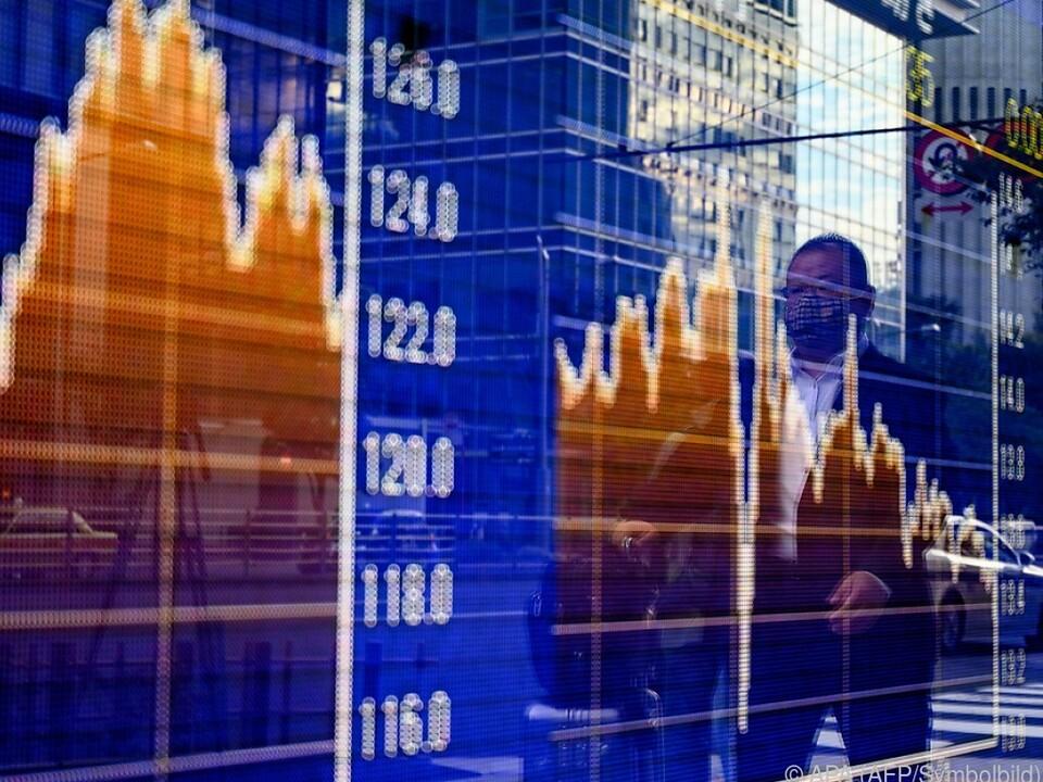 Großanleger haben den Crash an den Märkten verstärkt