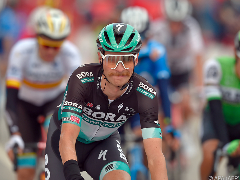Großschartner beendete die Vuelta als Neunter